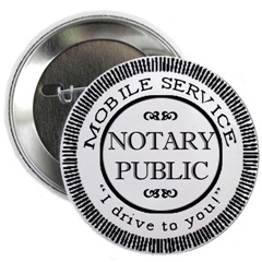 Mobile Notary stamp